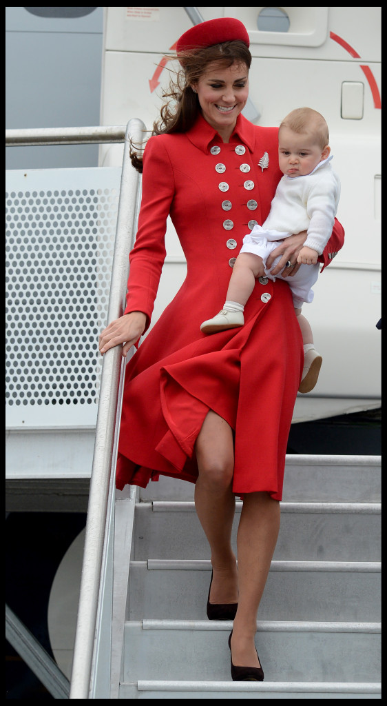 The Royal Tour-Day One