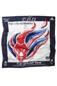 The Paralympic Team Supporters Scarf