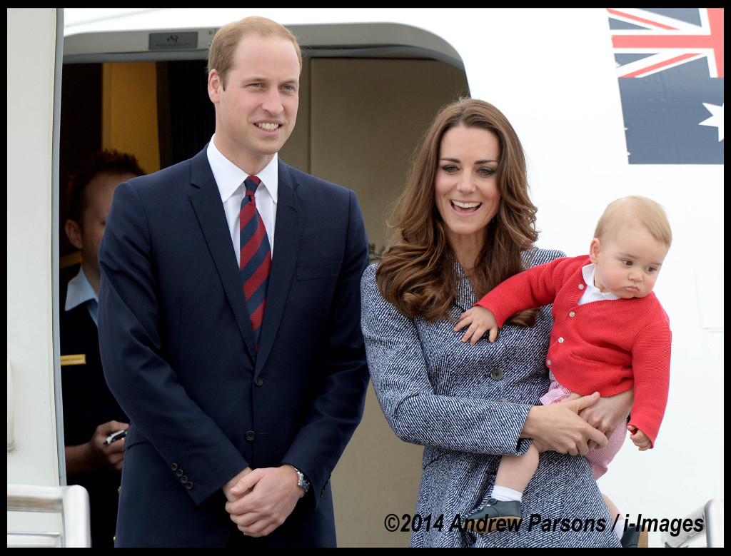 Royal Tour of New Zealand and Australia-Day 19