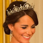 The Duke and Duchess of Cambridge join Her Majesty at State Banquet