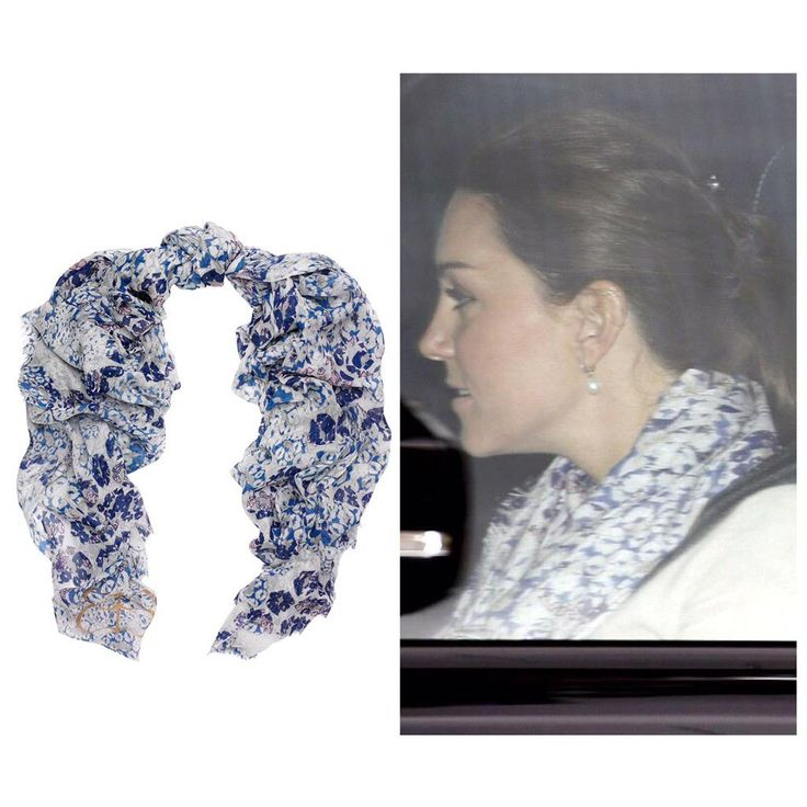 Catherine's Brisa Scarf from Beulah London Restocked for a Limited Time