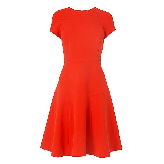 Eugenia Skirted Dress