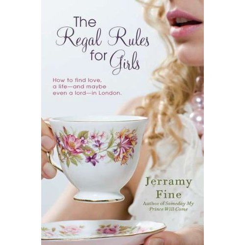 Royal Reading Challenge: Book Review #2 – The Regal Rules for Girls
