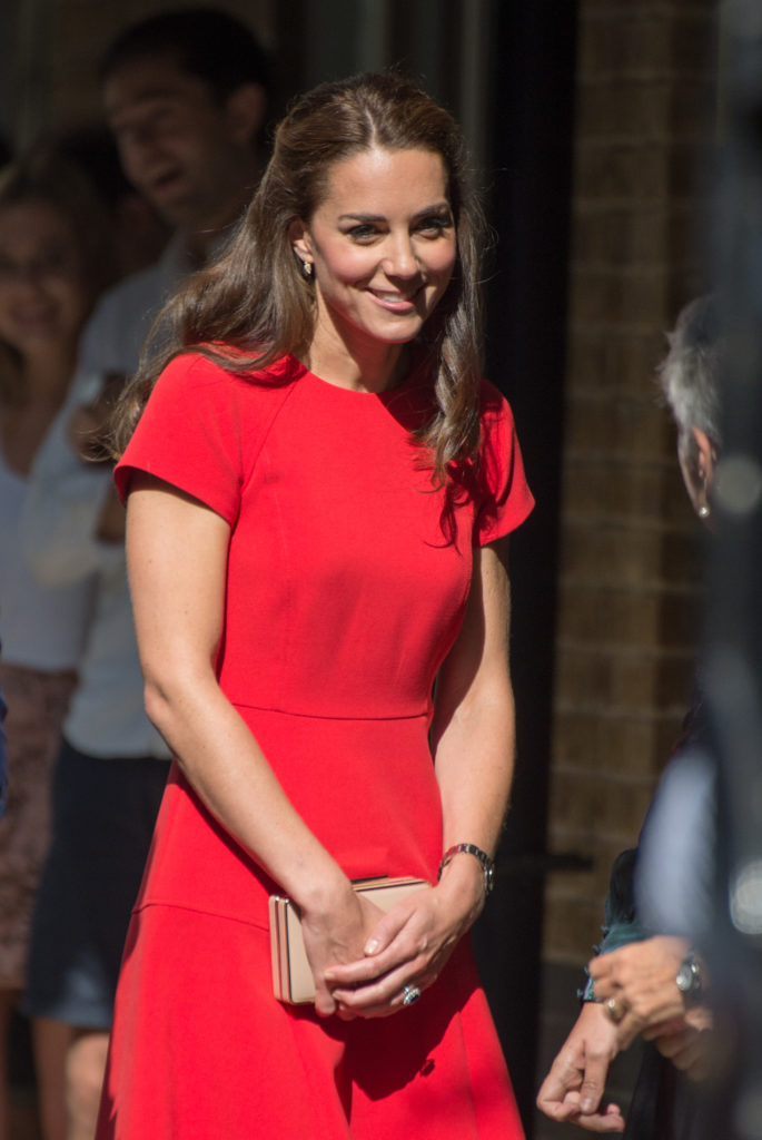 William and Catherine Visit Mental Health Helpline in London