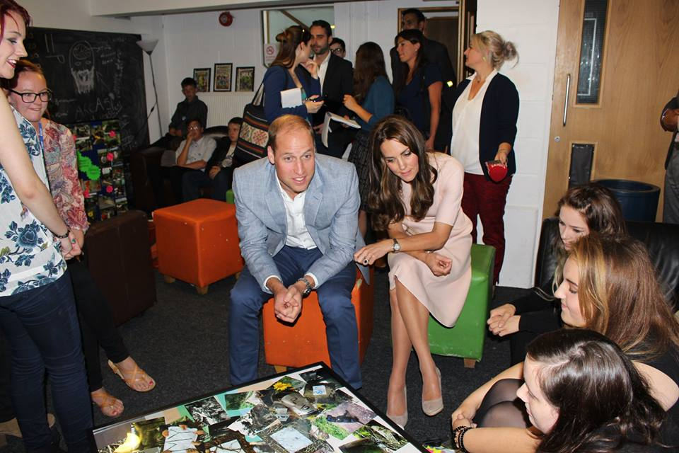 The Duke and Duchess of Cambridge Visit Cornwall and Isles of Scilly : Day 1