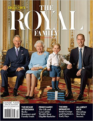 Conde Nast Special Collector's Edition : The Royal Family