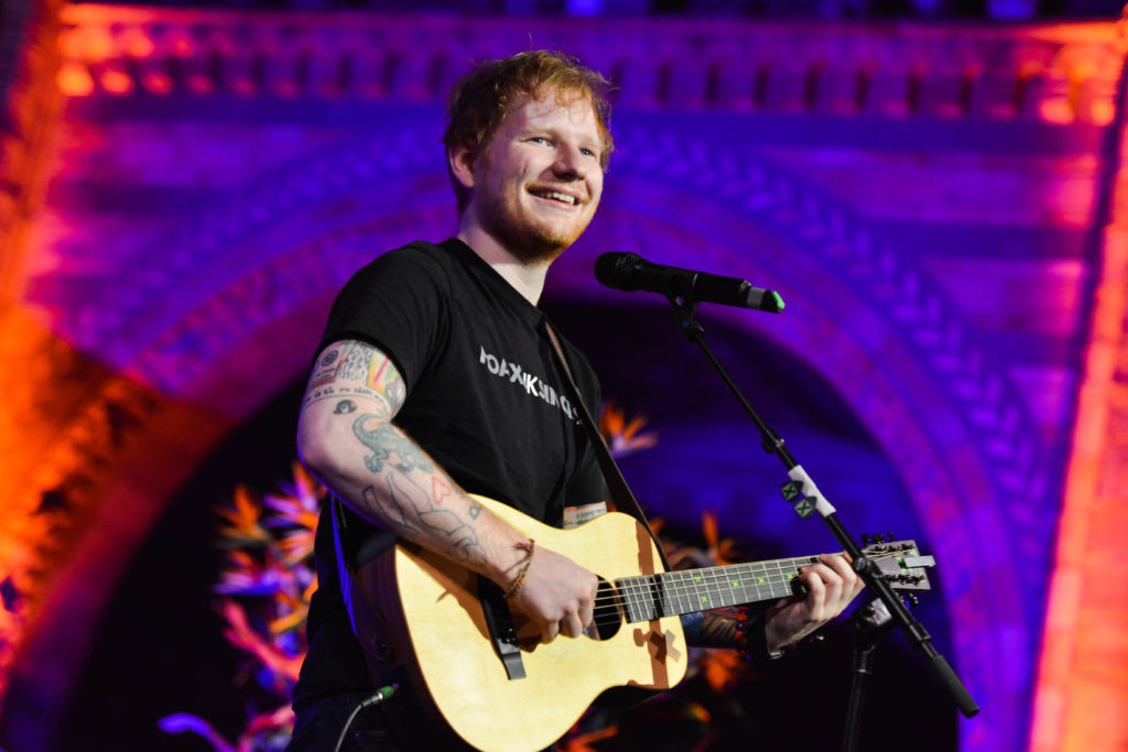 Ed Sheeran to Receive MBE for Services to Music and Charity in Queen's Birthday Honours List