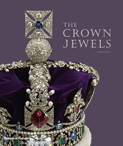 Royal Reading Challenge Book Review:  The Crown Jewels by Anna Keay