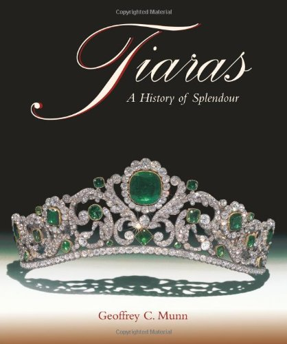 Royal Reading Challenge Book Review:  Tiaras: A History of Splendour