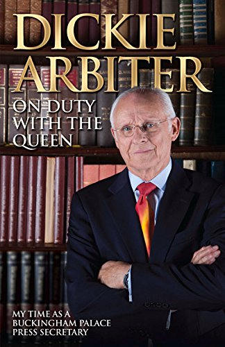 Royal Reading Challenge Book Review:  On Duty with the Queen by Dickie Arbiter