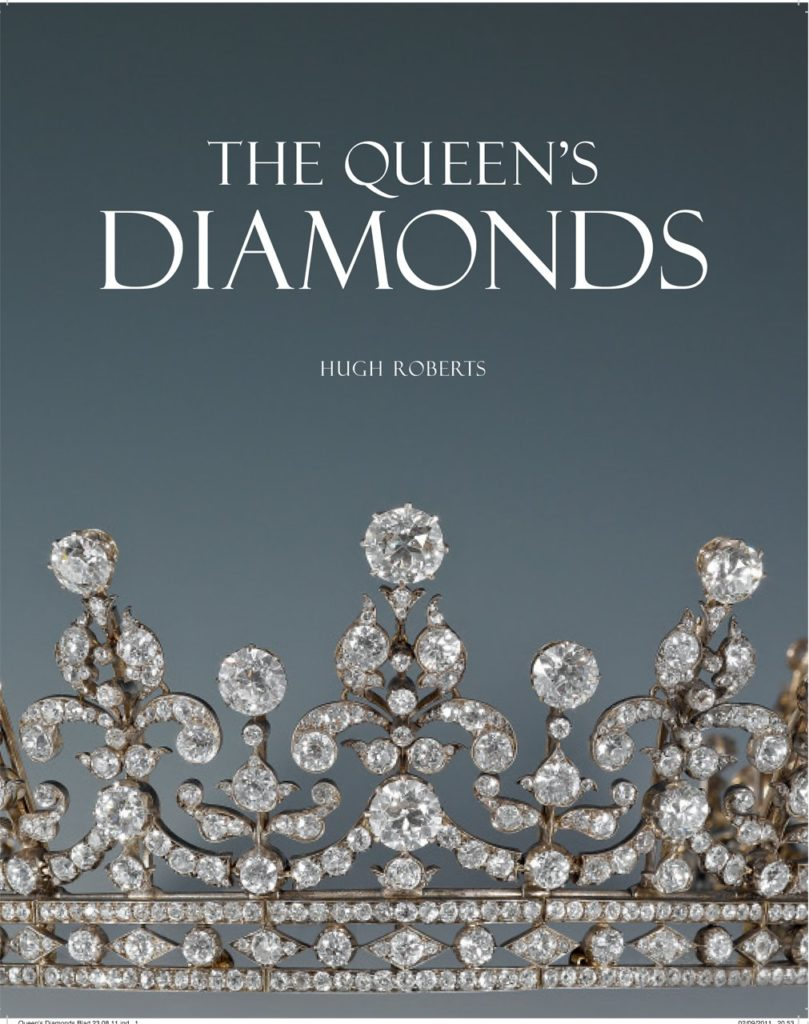 Royal Reading Challenge Book Review: The Queen's Diamonds by Hugh Roberts