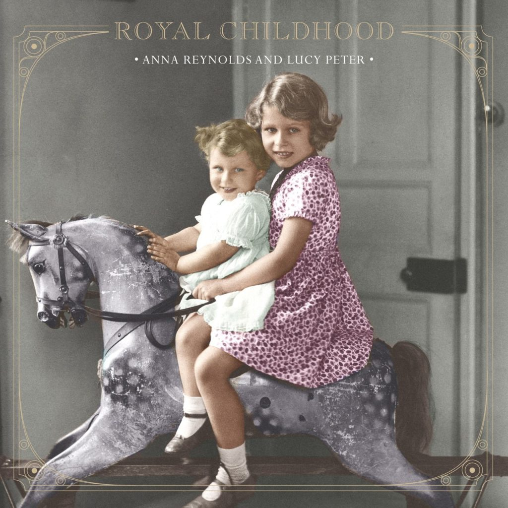 Royal Reading Challenge Book Review: Royal Childhood