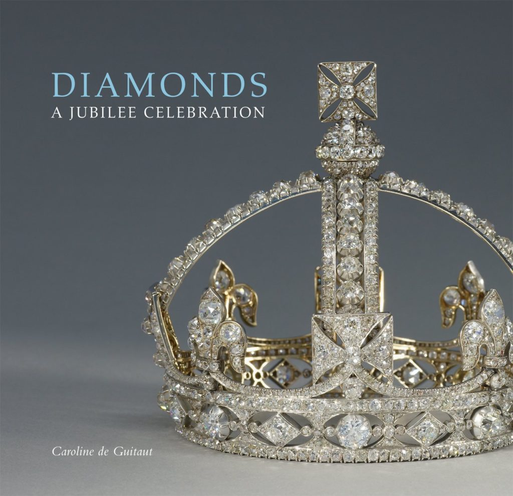 Royal Reading Challenge Book Review:Diamonds: A Jubilee Celebration by Caroline de Guitaut