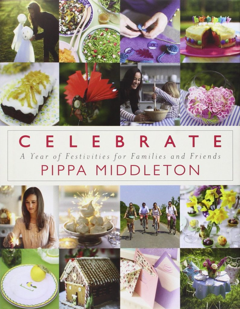 Royal Reading Challenge Book Review:  Celebrate by Pippa Middleton