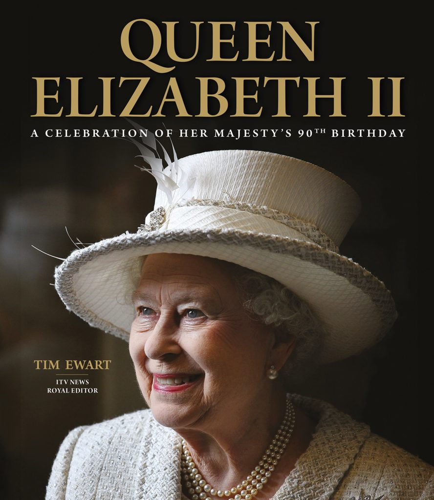 Royal Reading Challenge Book Review: Queen Elizabeth II: A Celebration of Her Majesty's 90th Birthday
