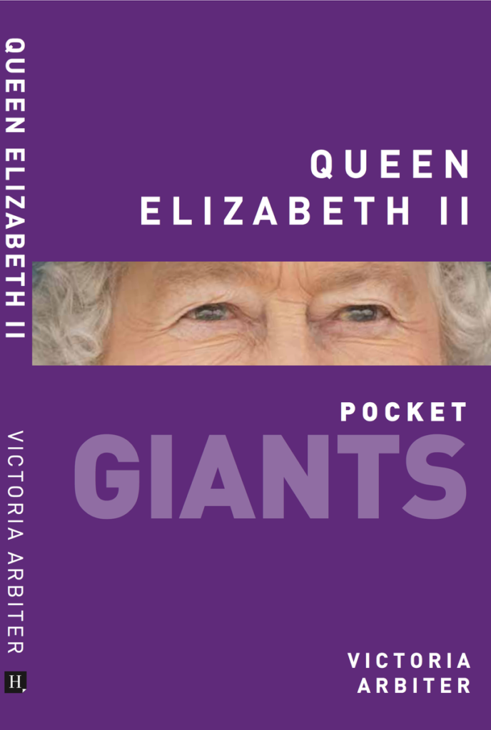 Royal Reading Challenge Book Review:  Queen Elizabeth II by Victoria Arbiter