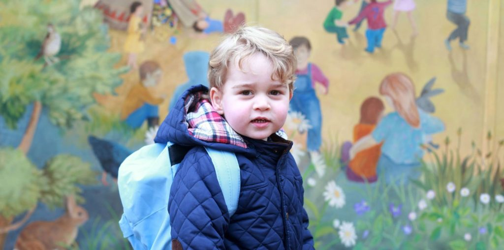 The Duke and Duchess Choose a Primary School for George