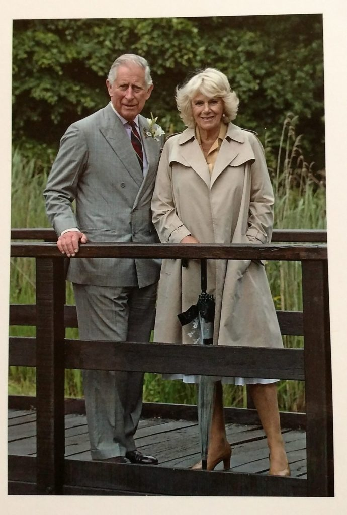 Anniversary Reply from The Prince of Wales and the Duchess of Cornwall