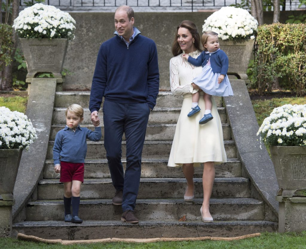 George and Charlotte to serve as Pageboy and Bridesmaid in Aunt Pippa's Wedding