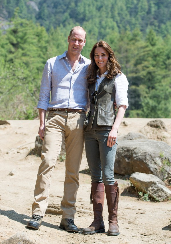 Anniversary Reply from The Duke and Duchess of Cambridge