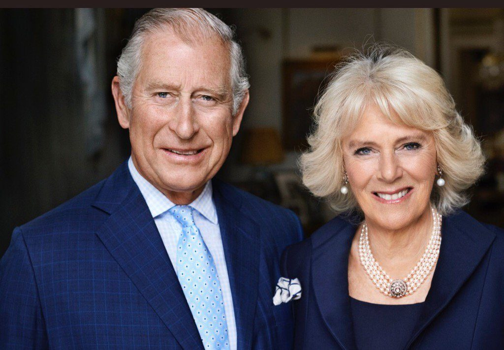 New Photo of The Prince of Wales and Duchess of Cornwall Released to Mark Camilla's 70th Birthday