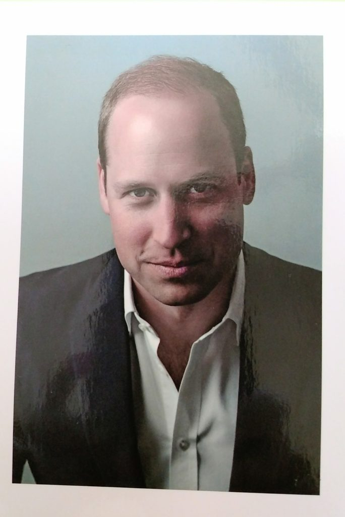 Duke of Cambridge 35th Birthday Reply