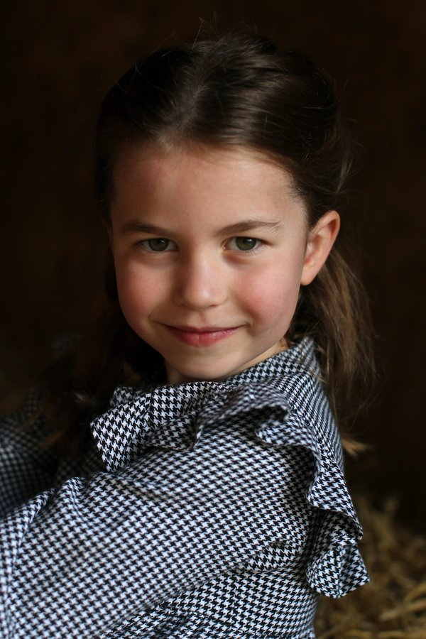 Princess Charlotte Birthday Reply is Part of a Double Royal Reply