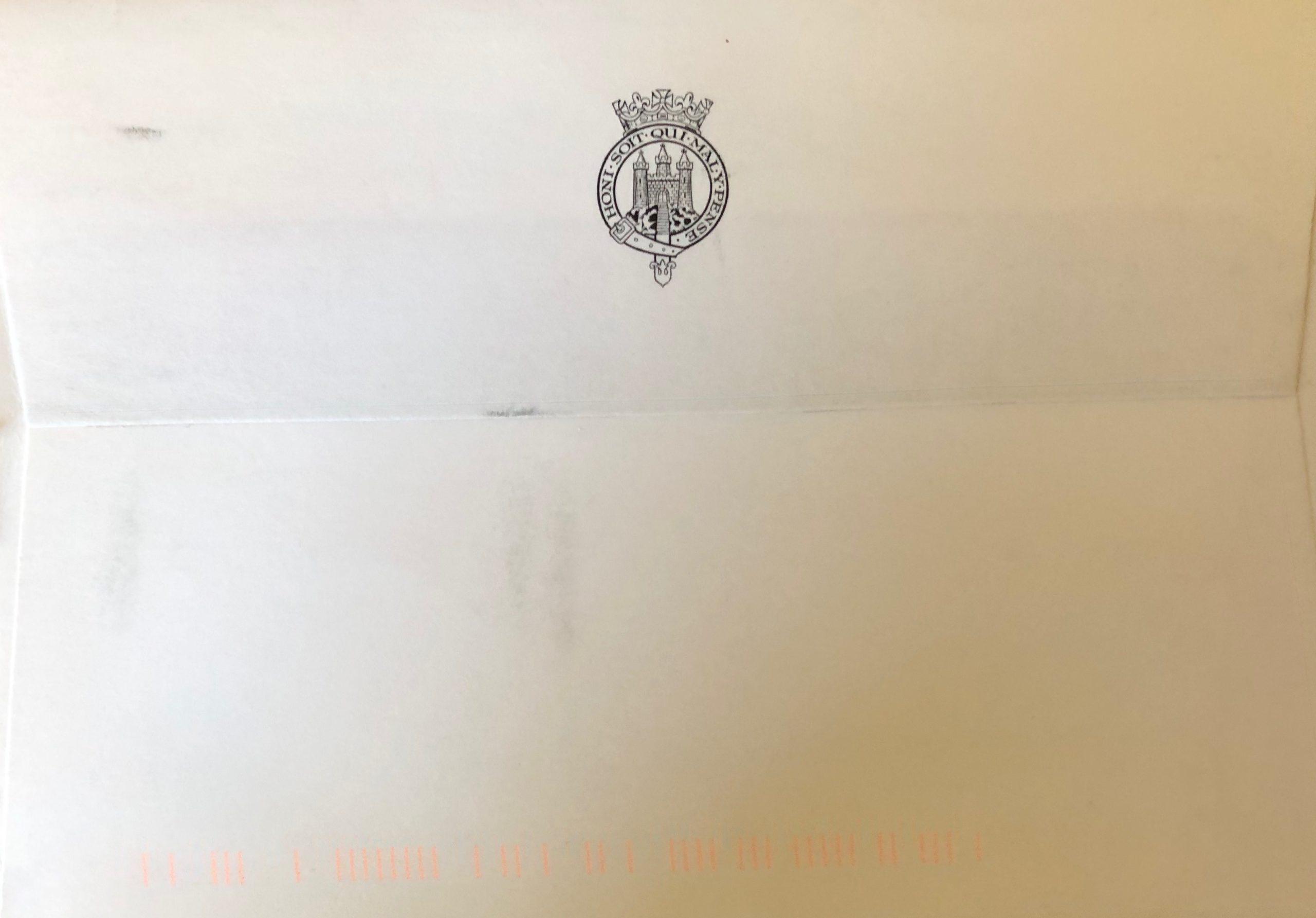 Prince Philip's 99th Birthday Reply