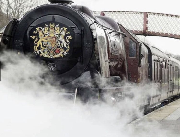 Breaking: Duke and Duchess Cambridge to Tour United Kingdom by Royal Train