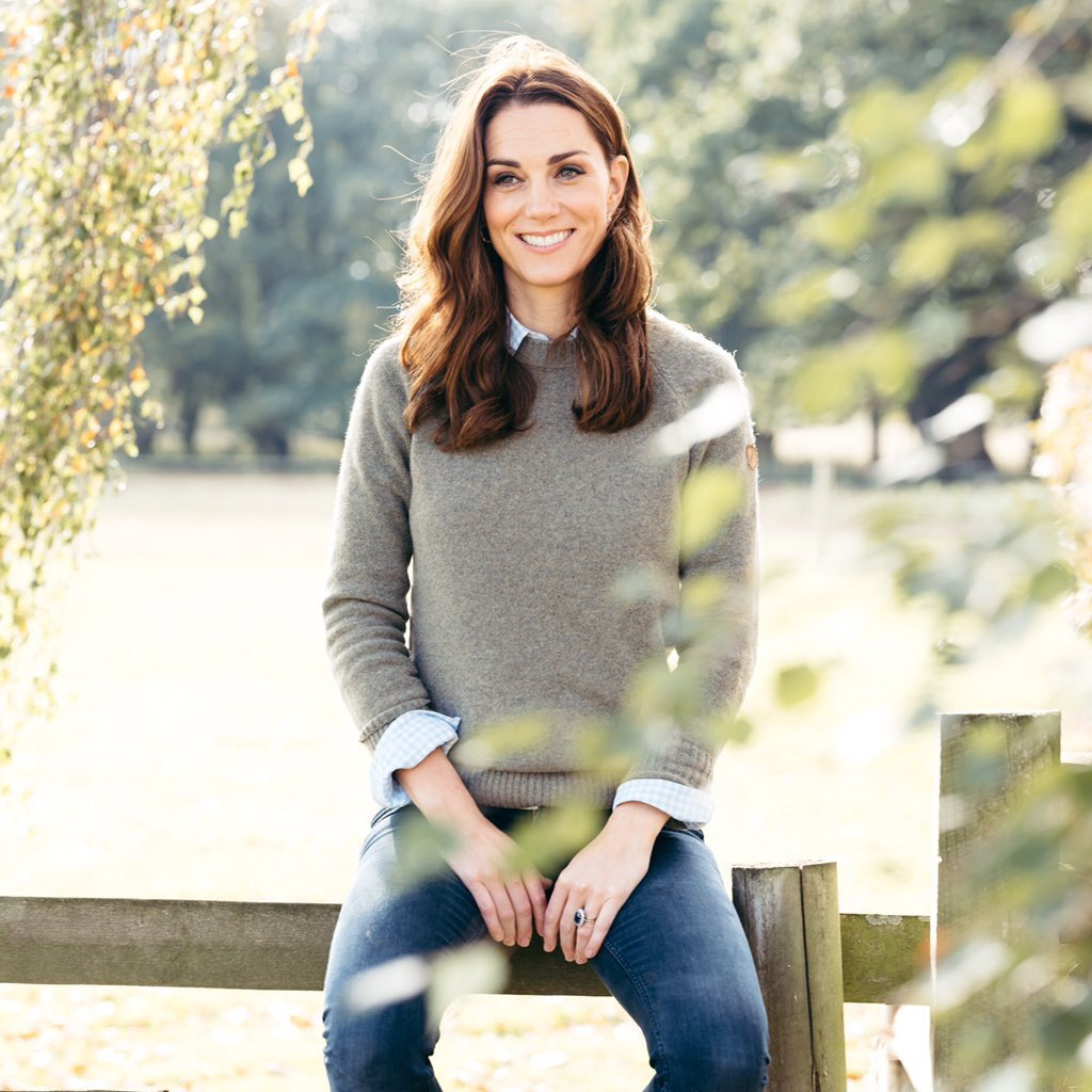 Portrait of Her Royal Highness the Duchess of Cambridge