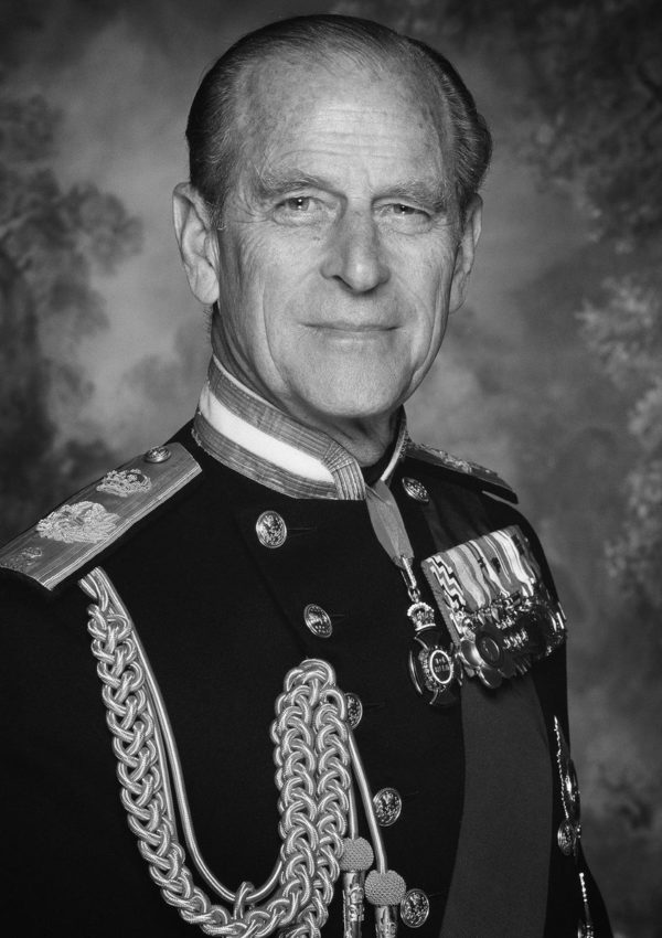 The Death of the Duke of Edinburgh