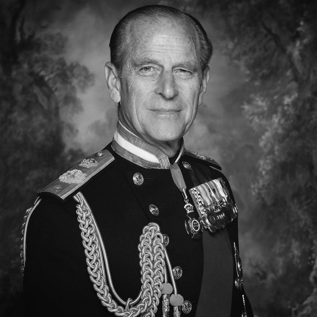 The Death of the Duke of Edinburgh
